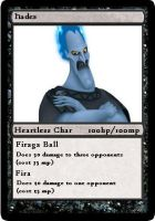 KH2FM+ Cards, Hades by sno-the-hedgehog