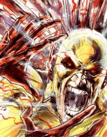 Sketch 46: Reverse-Flash by Cinar