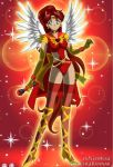 Sailor Sun - Redone by Fire-Ninja-Yamakaza