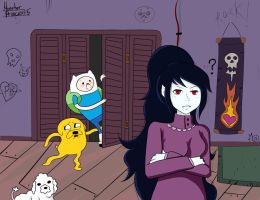 Marceline's Closet by MonsterPrincess5