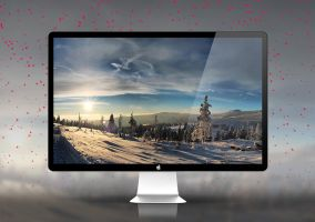 Winter wallpaper pack by GLoRin26