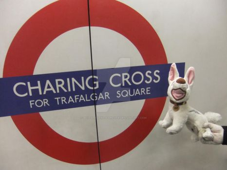 Charing Cross (I swear this is the last one!) by BOLTsTrueNo1FanEVER