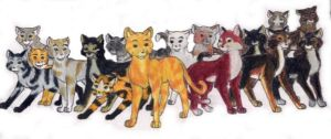 Cats by Sarenia by musicals