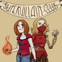 Supervillain Tag-Team by Elliekin