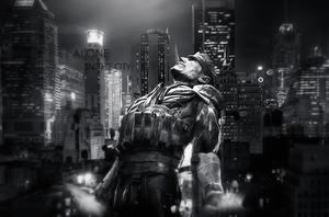 Alone in the City by SmashLord