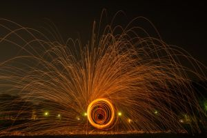 Wool Spin 6 by 904PhotoPhactory