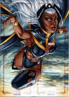Marvel Bronze Age - Storm Puzzle by Dangerous-Beauty778