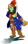 LeChuck. FullView Please by HawkTheSlayer