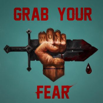 Grab your fear! by Konstantin-Vavilov