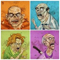 pop zombies by kusta