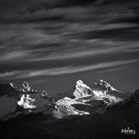 2 Aiguilles by rdalpes