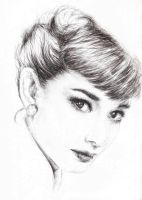 Audrey by Jilly-anne