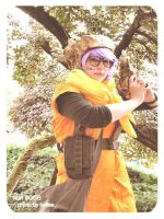 Lucca - Chrono Trigger by kuri