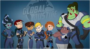 Global Justice by hotrod2001