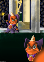 Spyro 2010: A Few Bomb by Cocho