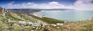 110610 Great Orme pano 1 by InsaneGelfling