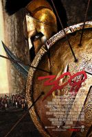 300 Poster D by sahinduezguen