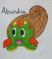 Fakemon: Abundia by Brawl483