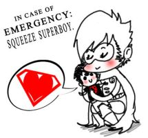 In case of emergency.. by CrimsonEscapist