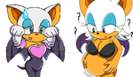 rouge in 12 years with his last part 1 by Superx340