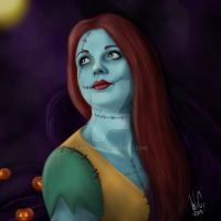 Sally by wici14