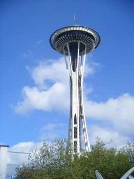 space needle day by verbie420