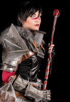 Mage Hawke - Dragon Age Cosplay by Yukilefay