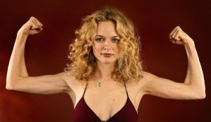 Heather Graham muscle growth part1 by tiftifFR