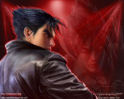 Jin Kazama In Tekken 6 by Blood-Huntress