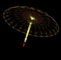 The Parasol - Pong 224 by stebev