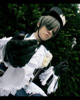 Ciel Phantomhive Cosplay V by Maryru