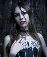 Gothic Girl_2011_027 by Angel-Thanatos