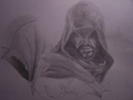 Assassin's Creed Revelations WIP2 by WolfMarine