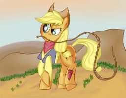 Applejack by asluc96