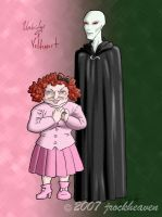 UV: Umbridge x Voldemort by Jrockheaven