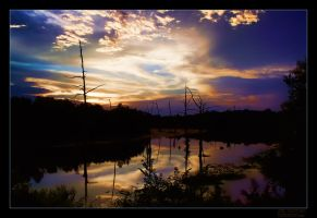Maumelle Sky by joelht74