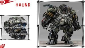 Age of Extinction Hound concept art by eagc7