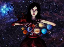 Alpha and omega by alison-nyash