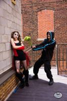 Match Made in Gotham 1 by ColumbiasCosplayers