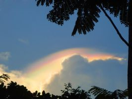 Cloud Iridescence by WillTC