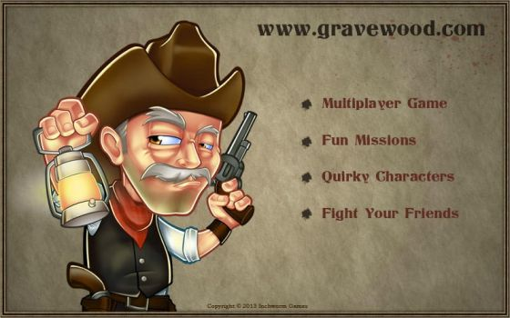 Gravewood Character by InchwormGames