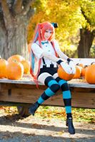Mrs. Pumpkin I by EnchantedCupcake