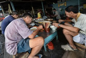 FADING TRADITIONS - The China Man Style by SAMLIM