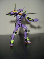 Evangelion EVA-01 by unit0918