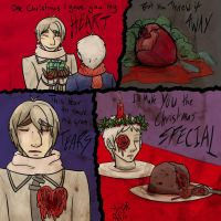Dark Hetalia FOB Extra: Your Last Christmas by SOTDcorp