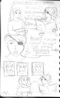 notebook page: a quick comic by AthenaMoore