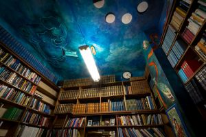 Metaphysical bookstore by crag137