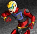 CR as Grendizer's pilot by gwydion1982
