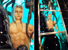 Sephiroth by lonelymiracle