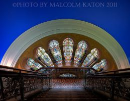 QVB Stairs 1 by FireflyPhotosAust